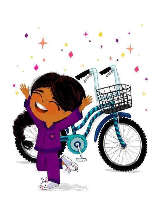 anjali bike